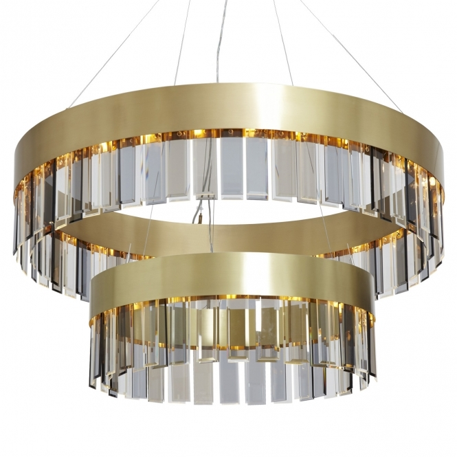 Solaris Twin Pendant Light