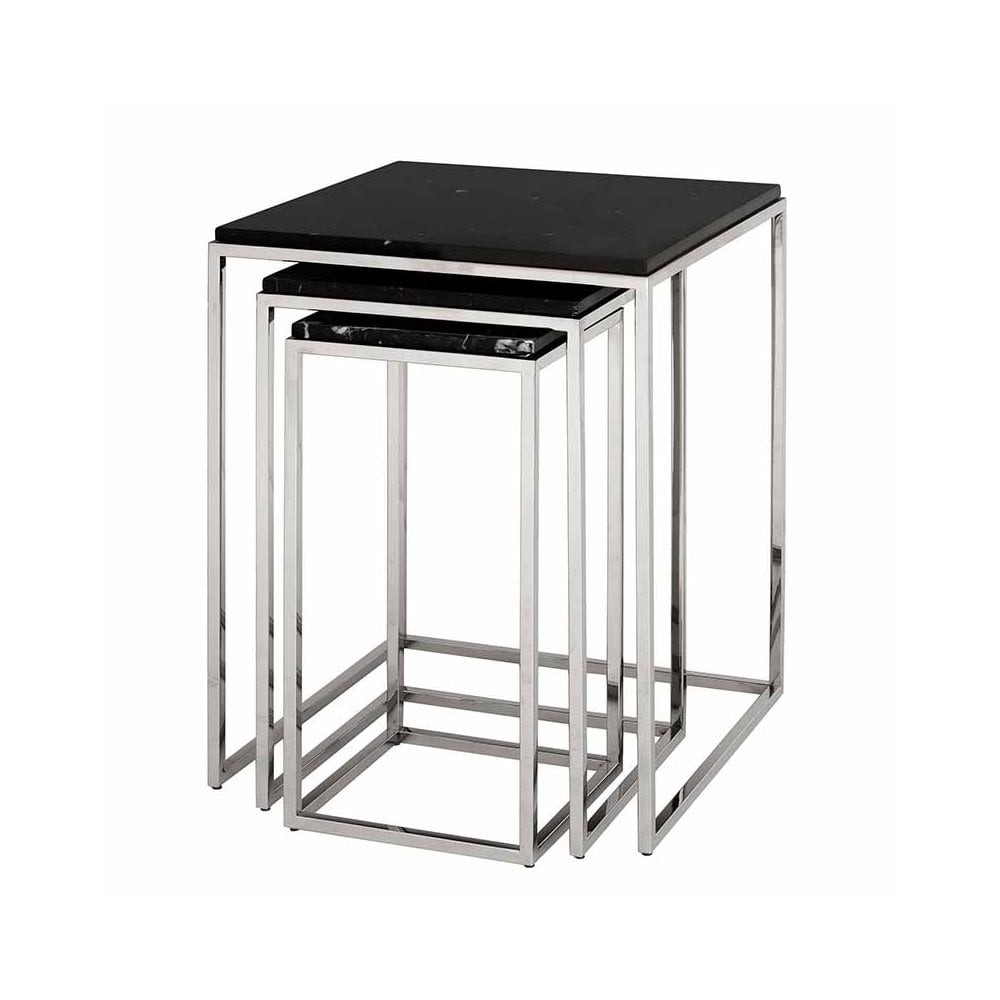 Eichholtz Side Table.Byron Square Side Table