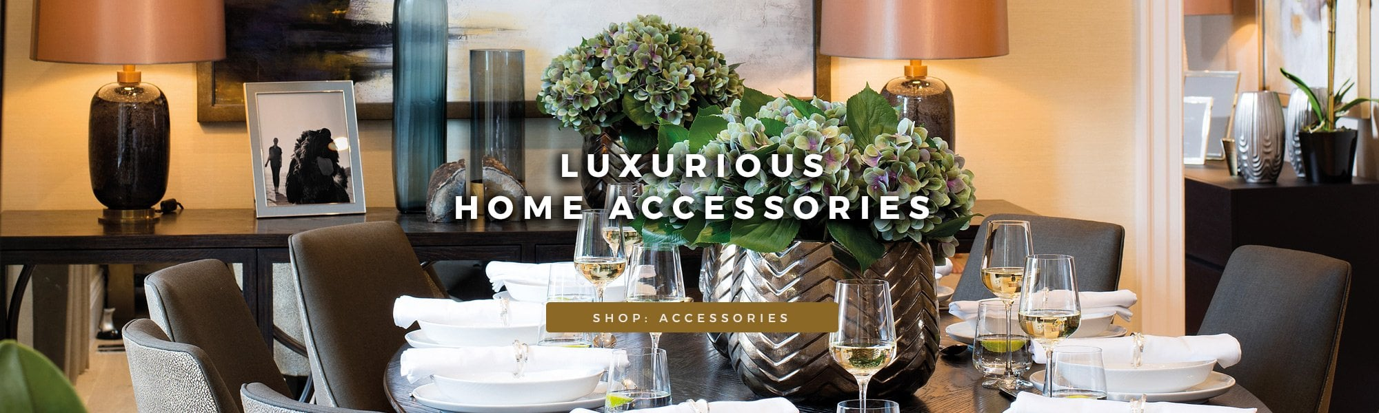 Luxurious Home Accessories