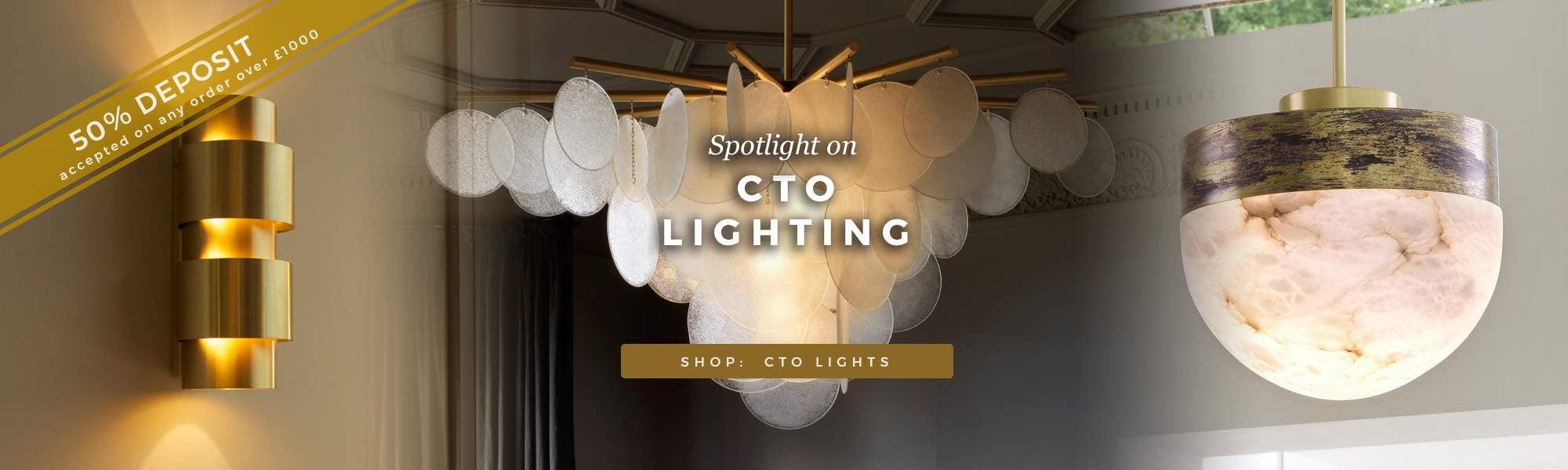 Spotlight on CTO Lighting