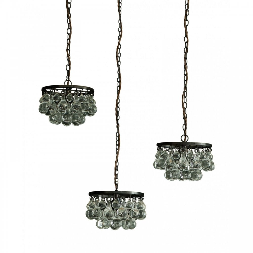 arctic pear chandelier round 21 by ochre