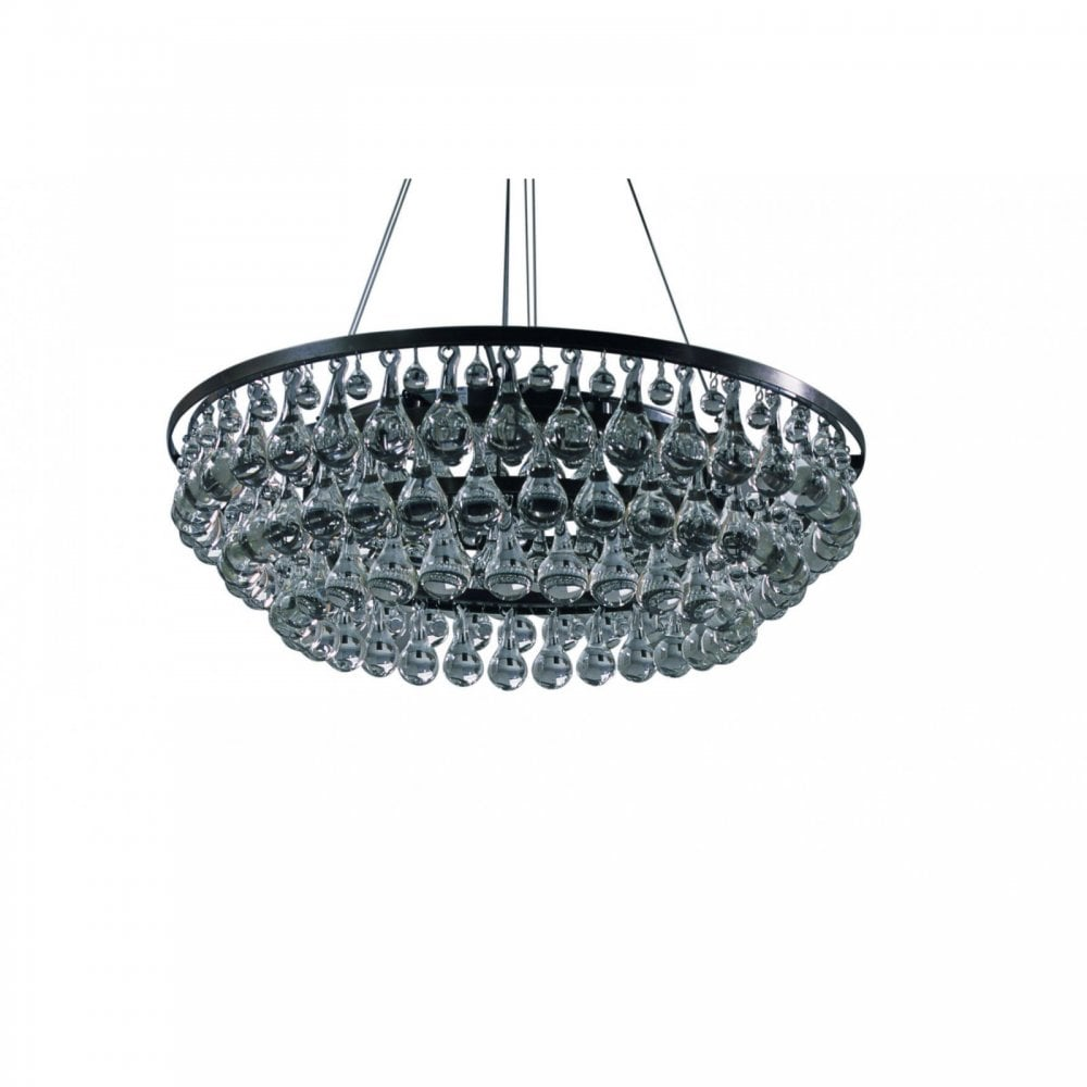 Arctic pear chandelier round 90 by ochre uber interiors arctic pear chandelier round 90 aloadofball Gallery