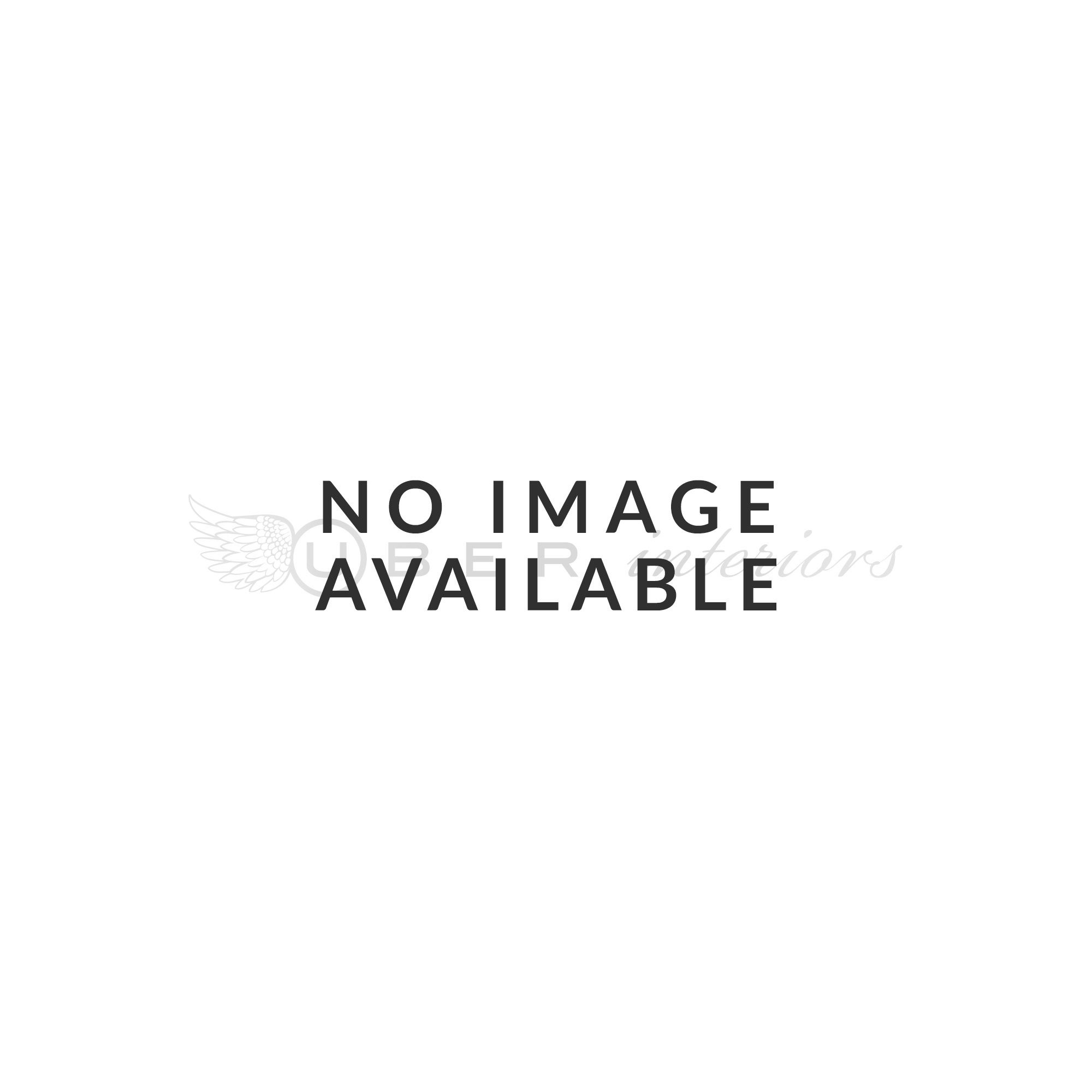 Ceret Silver Leaf Long Wall Mirror