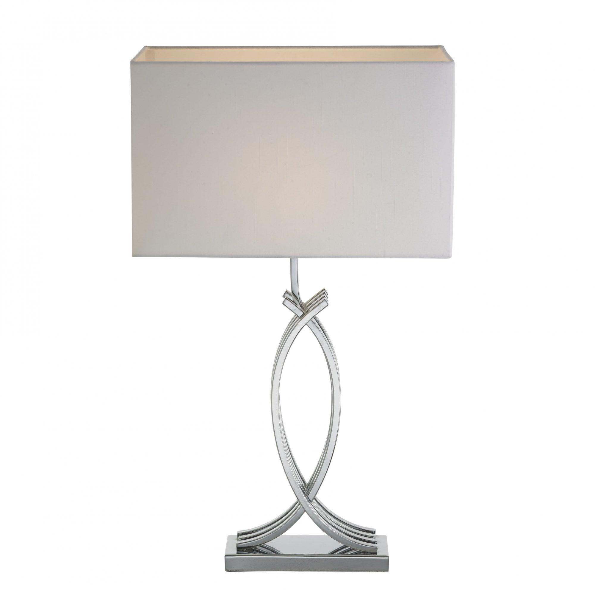 RV Astley Coco Chrome Lamp