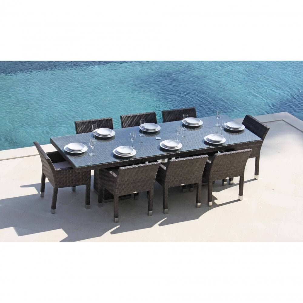 Skyline Pacific And Metz Dining Set Ex Display