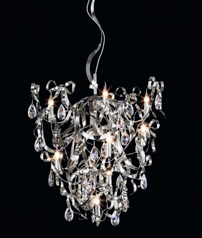 Miss Bow Chandelier