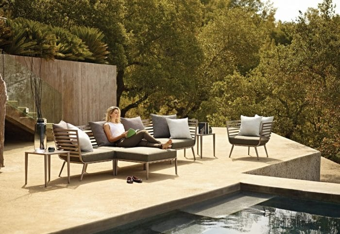 Gloster Vista Seating Range