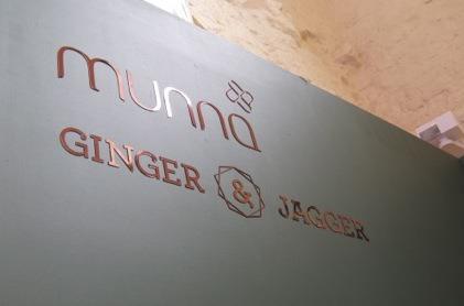 Munna and Ginger & Jagger