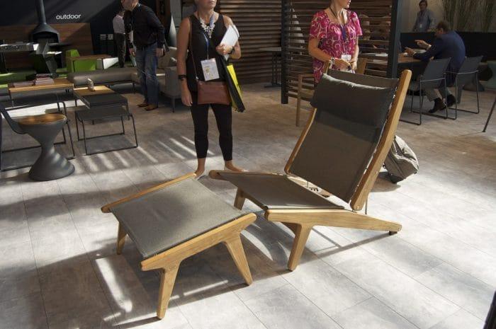 Maison Objet Report Gloster Teak Outdoor Furniture For 2015 Uber