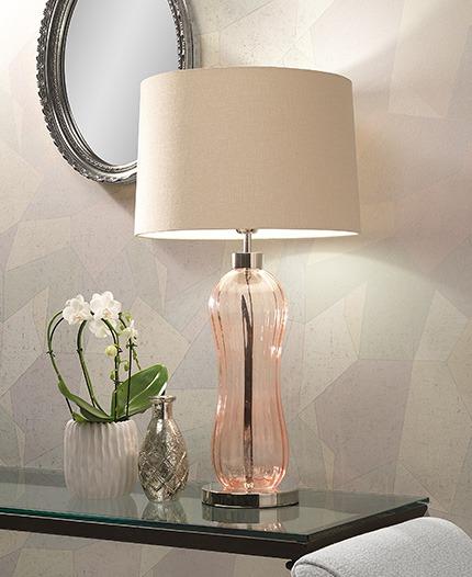 Heathfield & Co Mae Table Lamp