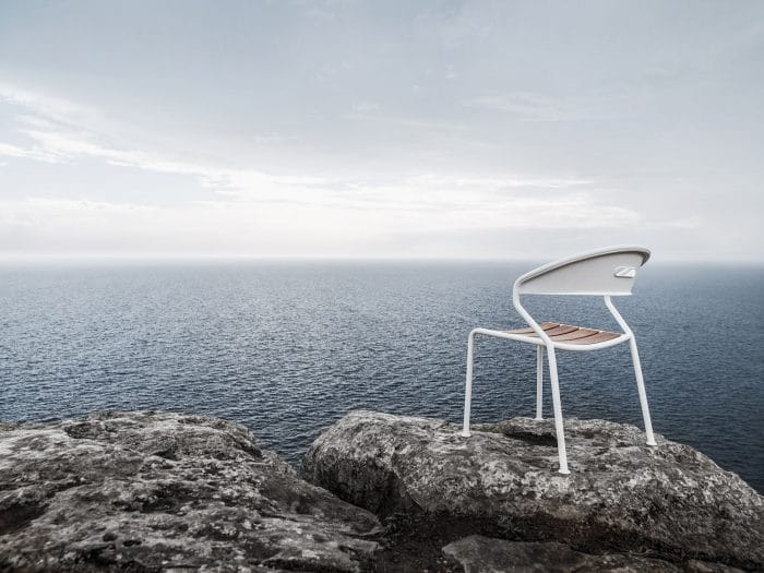 Gloster Curve Chair