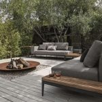 gloster outdoor sofas