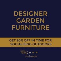 Designer Garden Furniture Offer